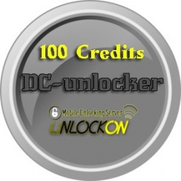 DC Unlocker 100 Credits