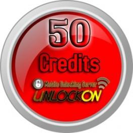 50 Credits