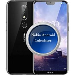 Nokia Andriod Worldwide Calculator