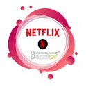 Netflix 1 Month Subscription & Warranty: 4K UltraHD w/ 4 Screens