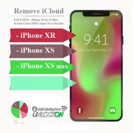 EXLUSIVE : iPhone  Xr/Xs/XsMax  iCloud Clean 100% Super Fast On Fire
