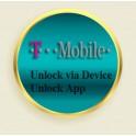 USA T-Mobile Unlock via Device Unlock App