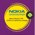 Nokia Direct Unlock by USB (MTK) No Need Device or Dongle