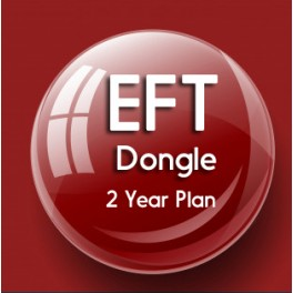 EFT Dongle 2 Year Activation