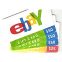 $25 eBay eGift Card - Email Delivery