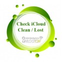 FREE iCloud Clean/Lost Checker