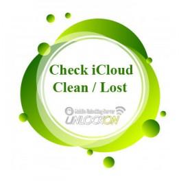 FREE iCloud Clean/Lost Checker