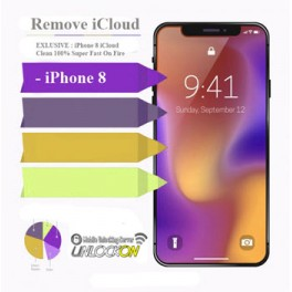 [New Fast Service] Worldwide - Apple iCloud ID Removal Service iPhone iPhone 8, 8 Plus via IMEI (Clean) 100%