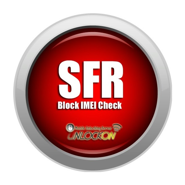 France SFR Block IMEI Check