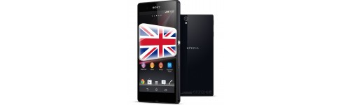 UK Networks- Sony / Sony ericsson