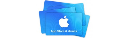 App Store & iTunes Gift Cards (Email-Delivery)