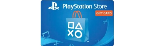 Sony Playstation Network Card