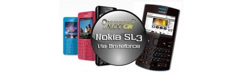 Nokia SL3 Bruteforce