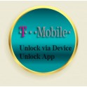 USA T-Mobile Unlock via Device Unlock App